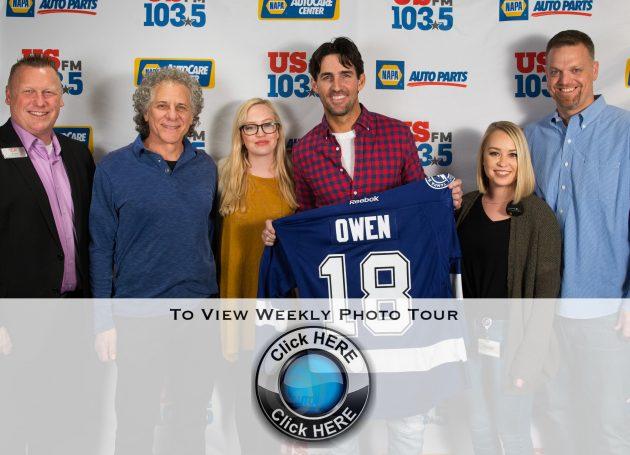 Weekly Photo Tour January 25, 2018