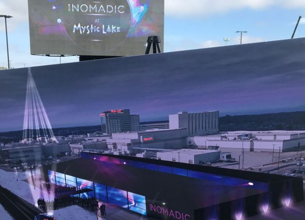 No Club Nomadic For Super Bowl