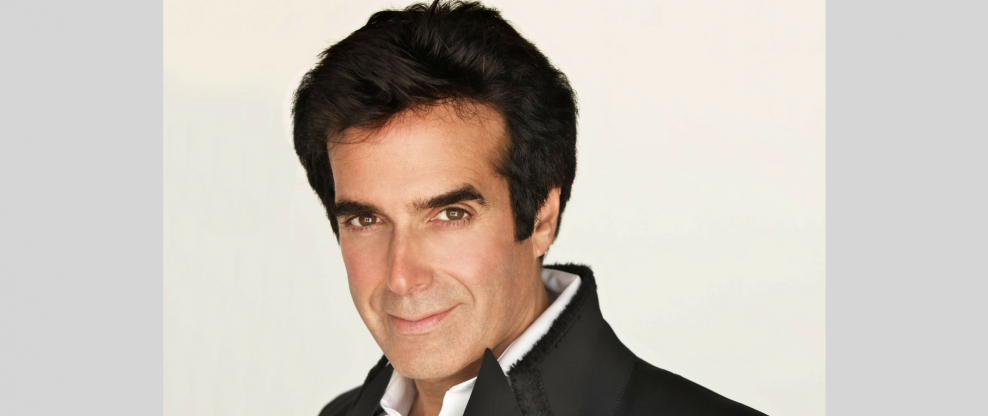 David Copperfield Accused Of Sexual Assault