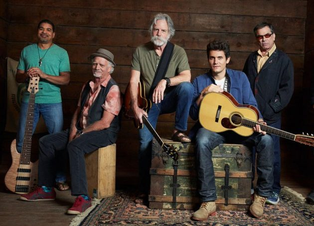 Dead & Company To Headline LOCKN' 2018