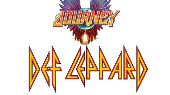 Journey And Def Leppard Mount Stadium Co-Headliner