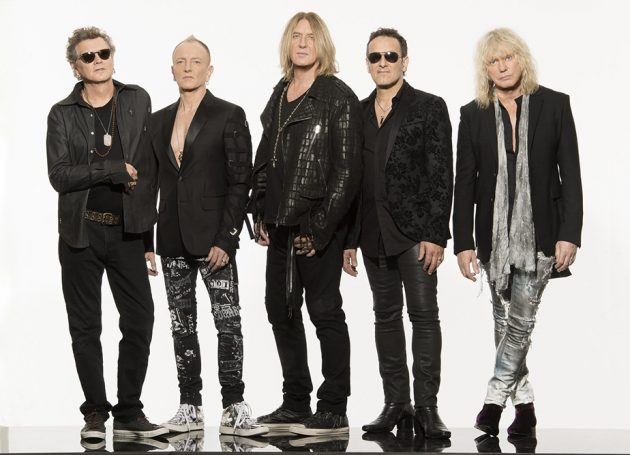 Def Leppard Signs Worldwide Publishing Deal With Sony/ATV