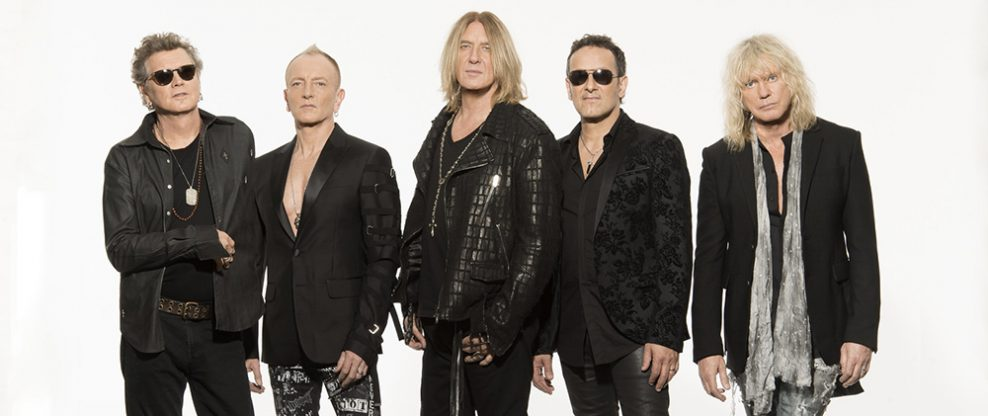 Def Leppard Finally Available Online: Here's Why Now