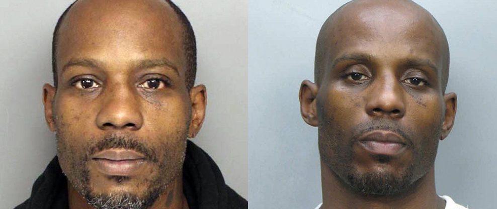 DMX Arrested For Probation Violation After Failing Drug Test