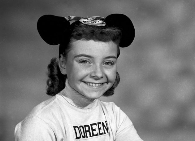 Doreen Tracey, One Of The Original Mouseketeers, Has Died