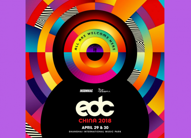 Electric Daisy Carnival Goes To China