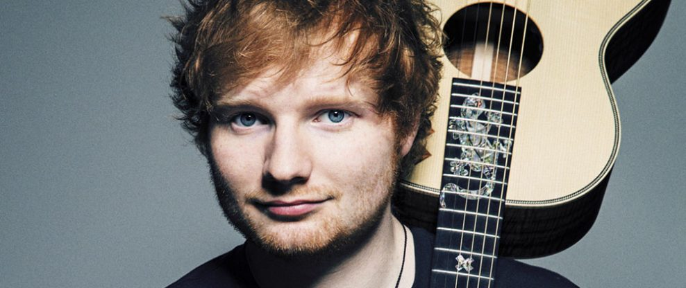Ed Sheeran Announces Support For North American Segment