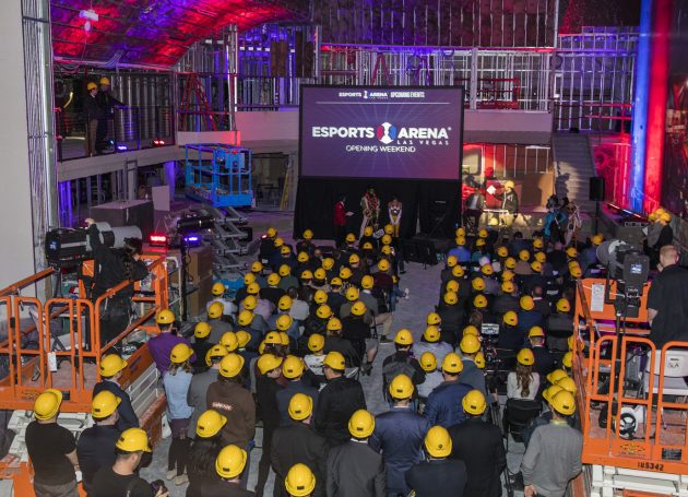 Las Vegas To Launch Dedicated Esports Arena In March