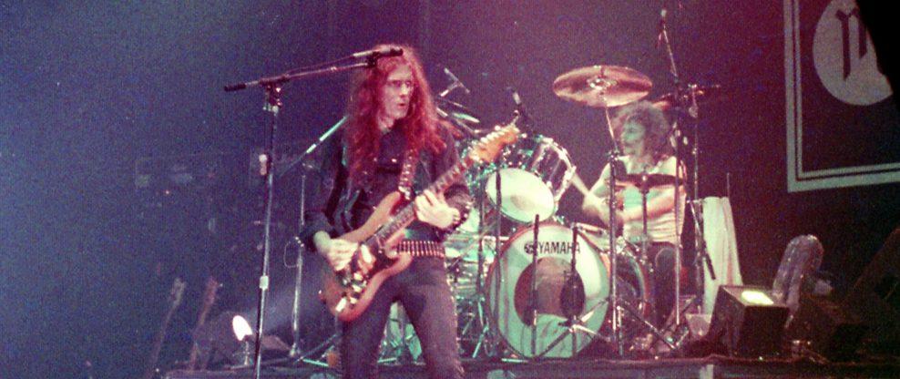 Motorhead's 'Fast Eddie' Dies