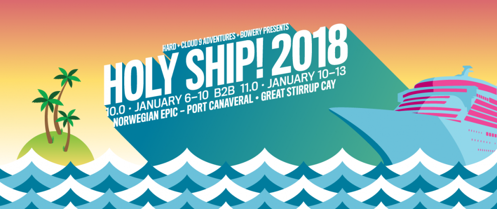 Dozens Arrested Before Holy Ship! Boarding