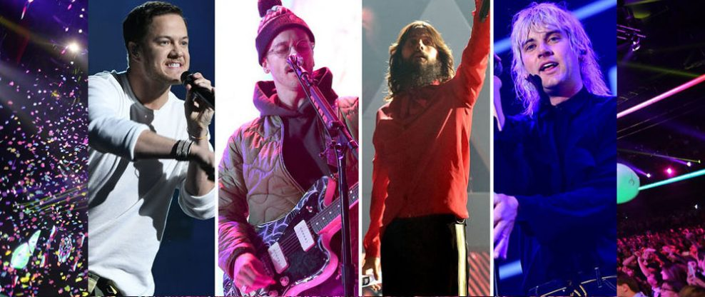 Imagine Dragons, Portugal. The Man, and Judah & the Lion Among The Nominees For 2018 iHeartRadio Music Awards