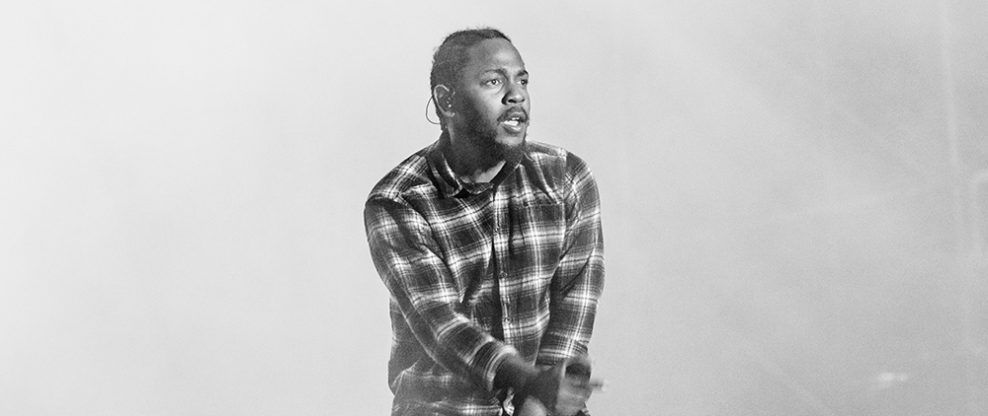 Kendrick Lamar Wins The 2018 Pulitzer For Music