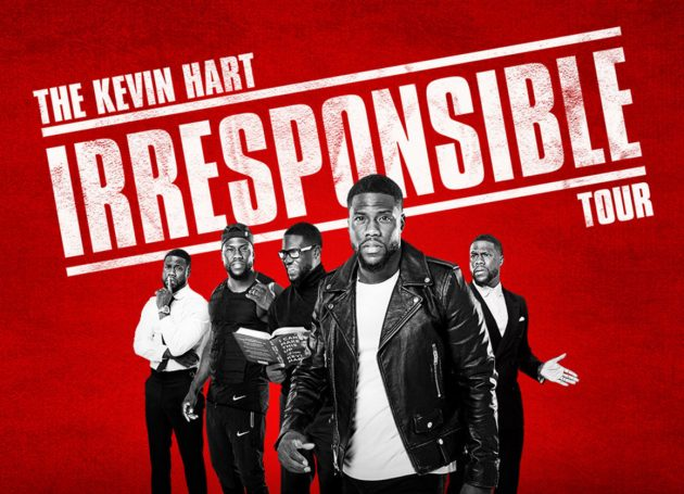 Kevin Hart Adds 100-Plus Dates To Tour