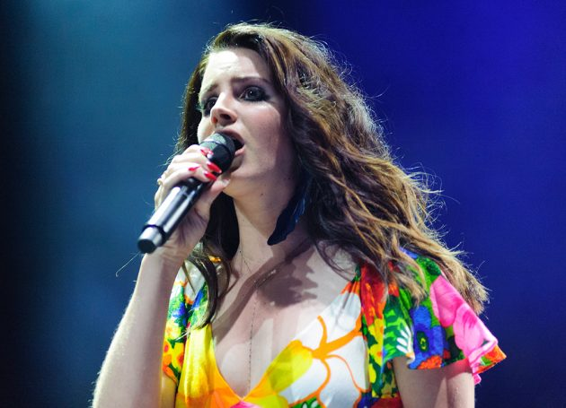 Lana Del Rey Pulls Out Of Israel's Meteor Festival