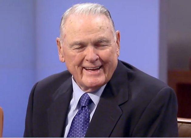 Sportscaster Keith Jackson Dies