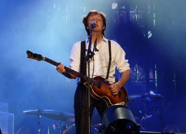Paul McCartney Not Interested In A Vegas Residency