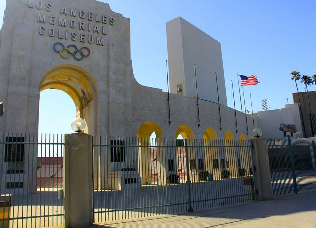 USC Lands Naming Rights Deal With United For Los Angeles Memorial Coliseum