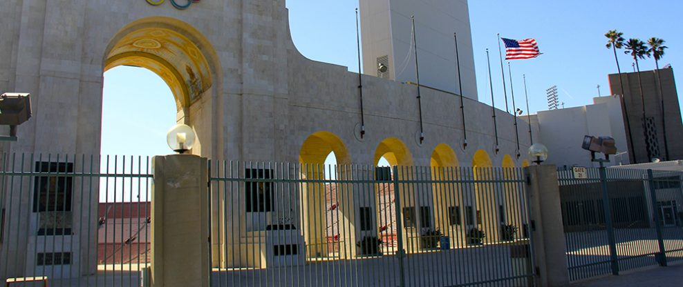 New Name For LA Memorial Coliseum - For Its Field, That Is