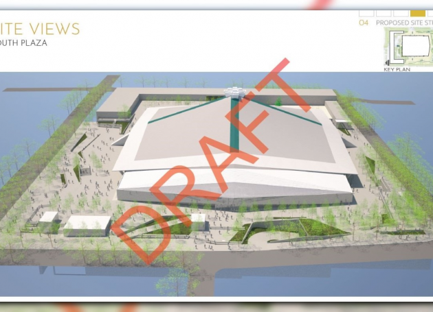 Oak View Group Unveils KeyArena Redesign