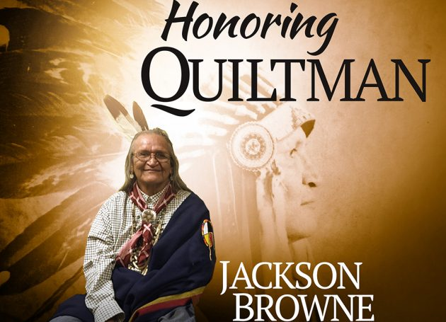 Jackson Browne To Headline Benefit Concert For Quiltman Sahme