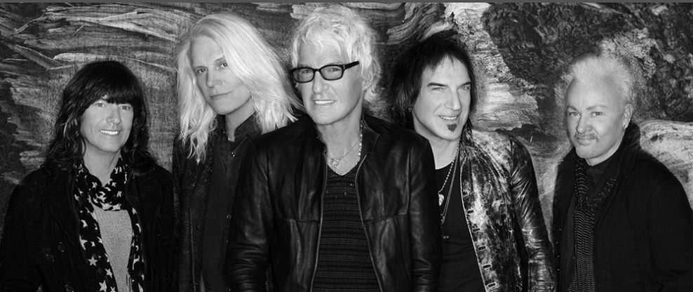 REO Speedwagon Postpones Concerts Due To Kevin Cronin's Health Issues
