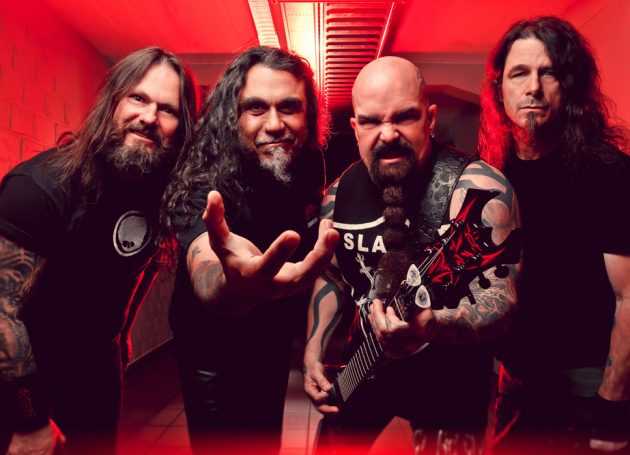 Slayer Plots A Farewell Tour