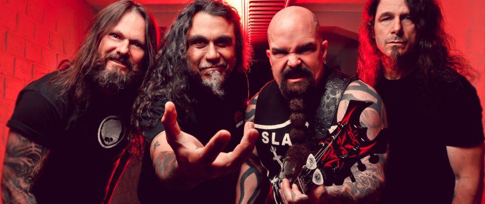 Slayer Plots A Farewell Tour