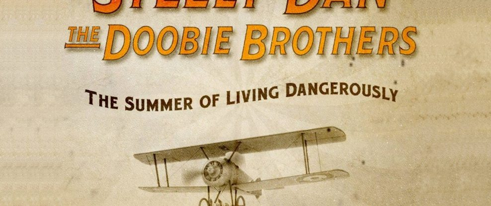 Steely Dan & The Doobie Brothers Announce Double Bill Tour