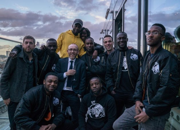 Atlantic Signs Stormzy