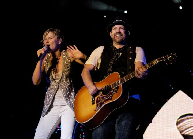 Sugarland Gears Up For 50-Plus Arena Tour