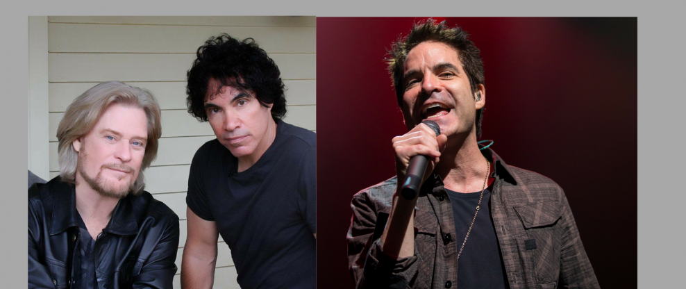 Hall & Oates And Train Go Out Together