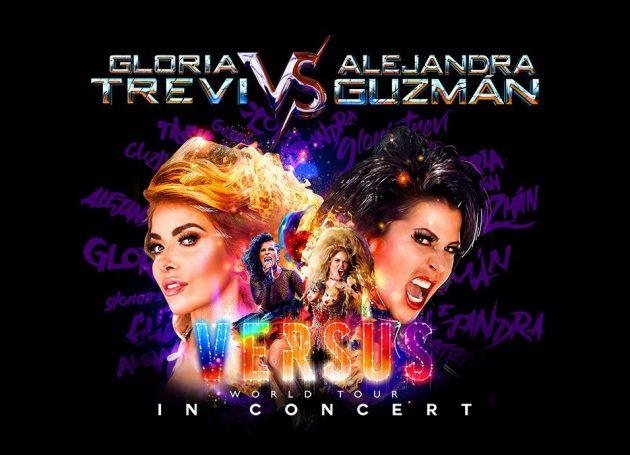 Gloria Trevi & Alejandra Guzmán Head To North America For The Final Leg Of The 'Versus The World' Tour