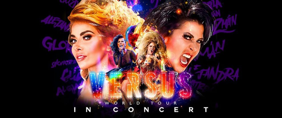 Gloria Trevi & Alejandra Guzmán Head To North America For The Final Leg Of The 'Versus The World' Tour