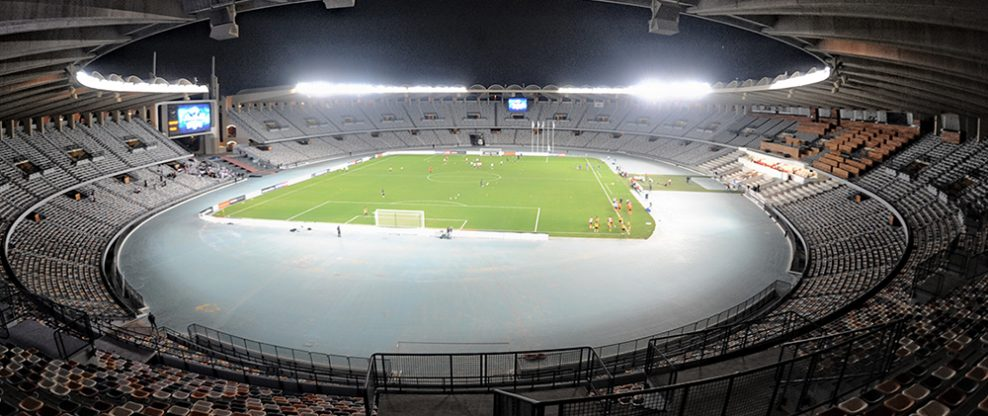 Upgrades Completed At Abu Dhabi's Zayed Sports City Stadium
