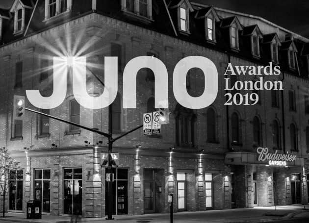 Juno Awards Headed For London (Ontario) In 2019