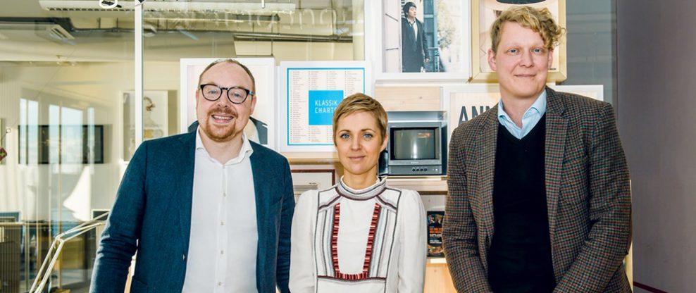 Agnes Obel Signs Exclusively To Deutsche Grammophon