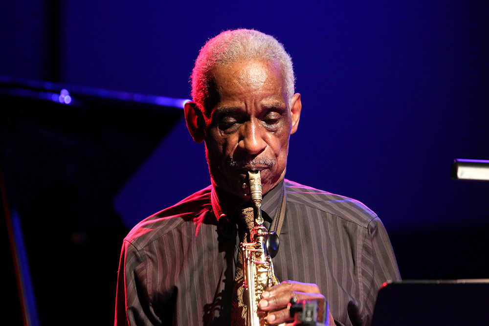 Roscoe Mitchell Wins Founders Award At The ASCAP Jazz ...