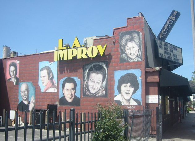 Azoff MSG Entertainment's Levity Acquires The Improv Properties