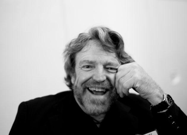 John Perry Barlow - Grateful Dead Lyricist, Cyber Warrior - Dies