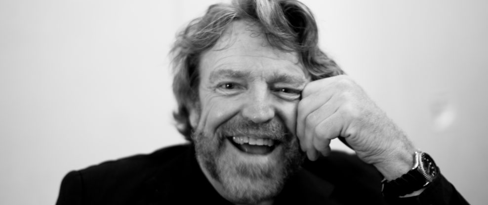 John Perry Barlow - Grateful Dead Lyricist, Cyber Warrior - Dies