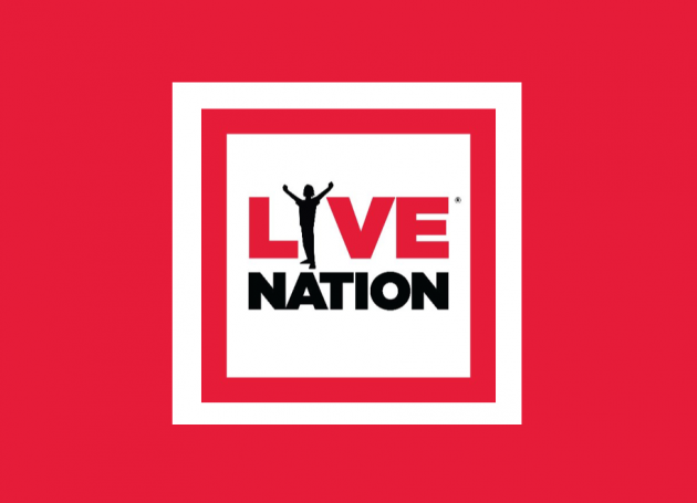 Live Nation's Des Moines Designs Dashed
