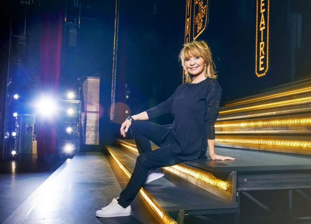 Veteran Brit Pop Star Lulu Returns To Stage