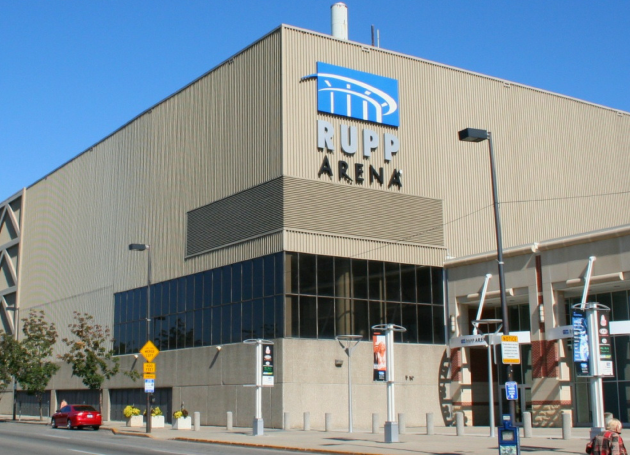 OVG To Book Rupp Arena