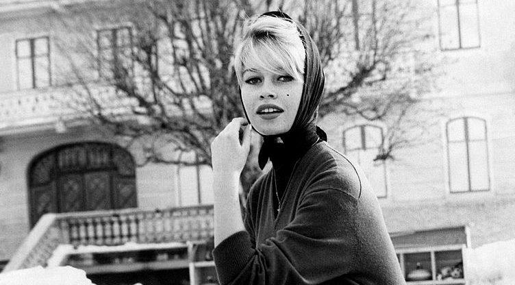 Bardot Steps into Hallyday Family Quarrel