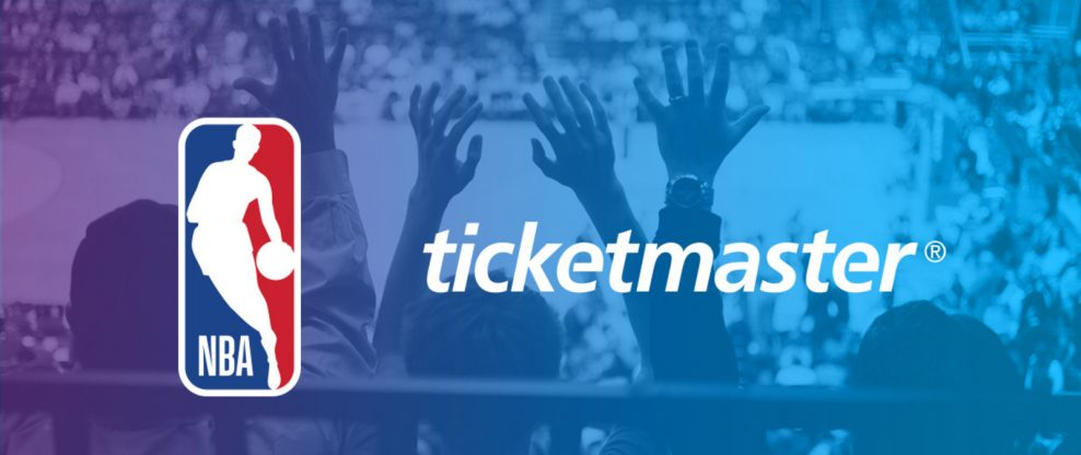 Ticketmaster, NBA Extend Partnership