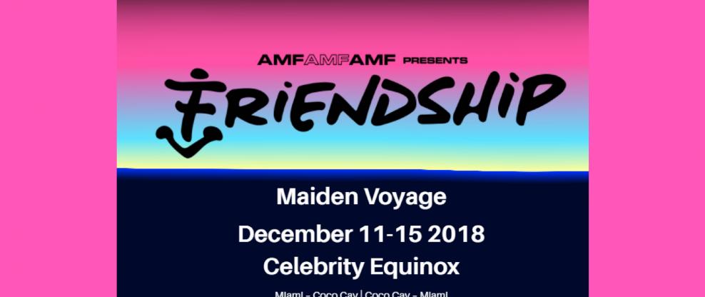 Gary Richards Announces Friendship Cruise
