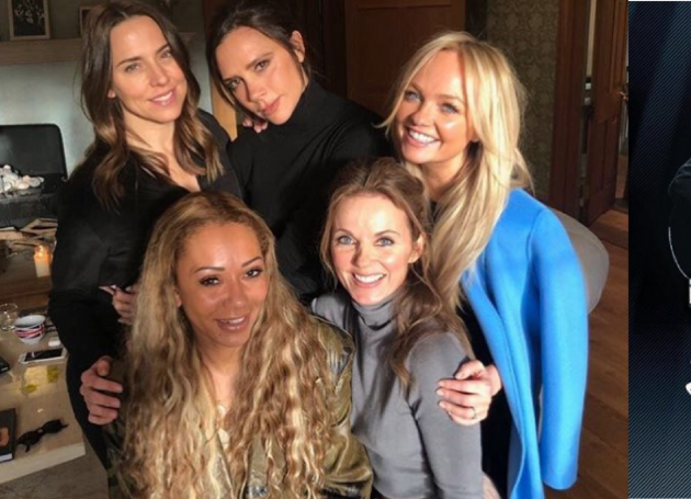 The Spice Girls, Paul Simon: What's Going On?