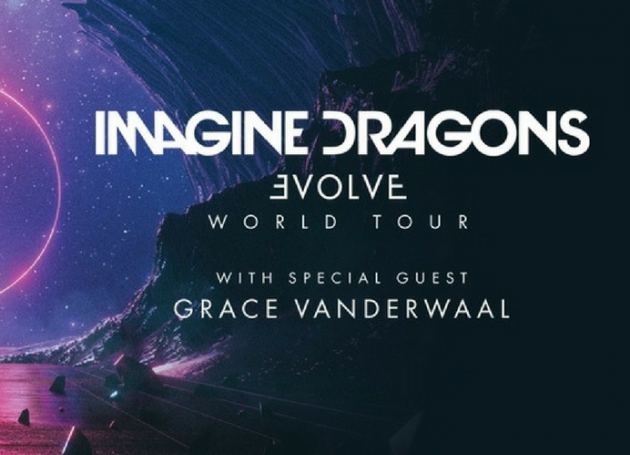 Imagine Dragons Embark On 'Evolve Tour'