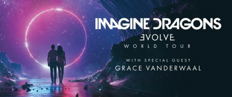 Imagine Dragons Embark On 'Evolve Tour'