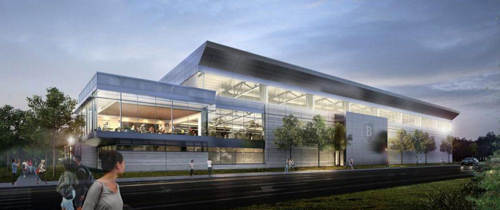Bentley University Debuts New Arena